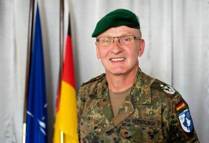 Oberst Hans-Jürgen Freiherr von Keyserlingk