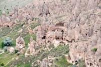 Kulturhistorische Stätten in Göreme