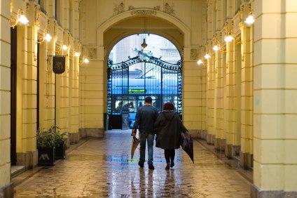 Passage der Privredna Banka Zagreb