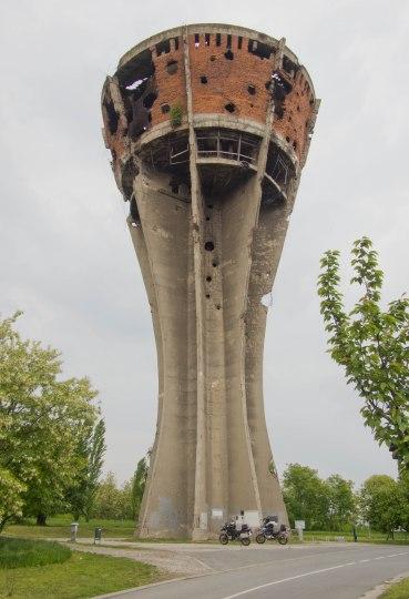 Vukovar, Wasserturm