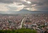 Blick auf Prizren