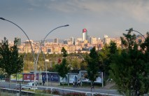 Blick auf Ankara