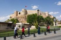 Die Burg in Gaziantep