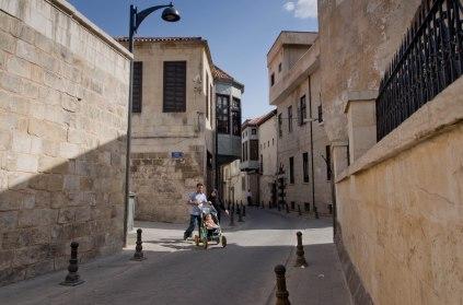 Szene in der Altstadt von Gazientep