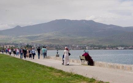 Promenade von Tatvan