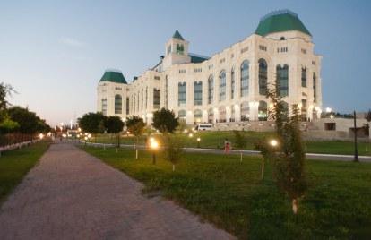 Das neue Musiktheater in Astrachan