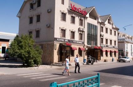 Hotel Van Gogh in Qysylorda