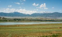 Der Toktagul See
