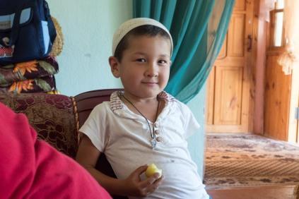 Akrams jüngster Sohn