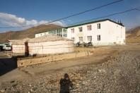 Das einzige Hotel in Murgab