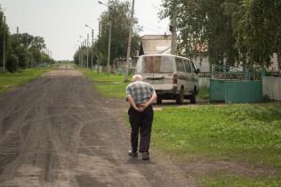Szene in Protasowo