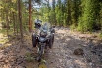 Kleiner Ausflug in die Berge des Altai