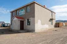 Gaststube unsrere Unterkunft in Olghii