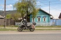 Zwischen Ulan Ude und dem Baikalsee