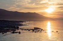 Sonnenuntergang am Baikal