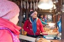 Fischverkauf in Listwjanka