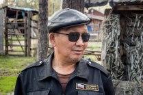 Wächter in einer Turbase zwischen Irkutsk und Listwjanka