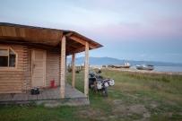 Turbase am Baikal