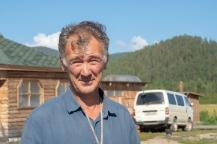 Stanislav , der Turbasenbesitzer