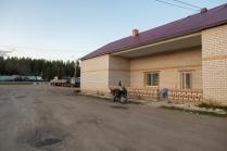 Unterkunft zwischen Ulan Ude und Tschita