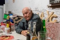 Jekaterinoslawka. Im Bild: Vityas Vater