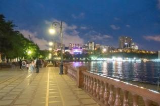 abendlicher Spaziergang durch Wladiwostok